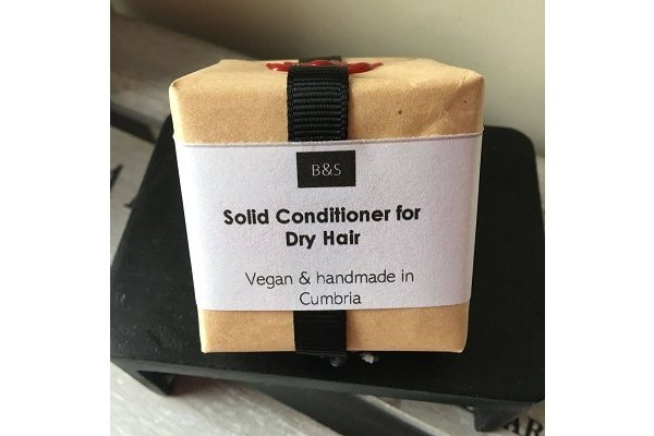 Bain & Savon Solid Conditioner Bar for Dry/Damaged Hair