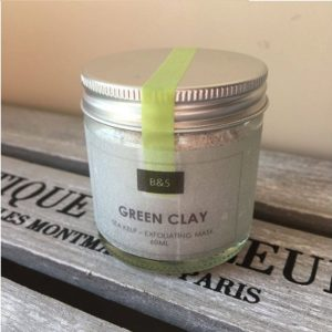 Bain & Savon Green Clay Facial Mask
