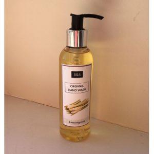 Bain & Savon Organic Hand Wash