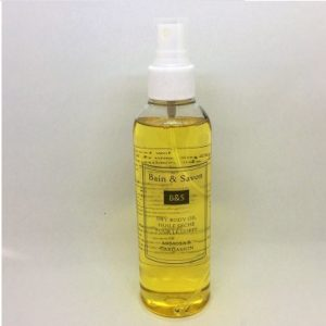 Bain & Savon Mimosa & Cardamom Dry Body Oil
