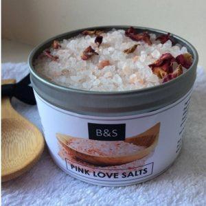 Bain & Savon Pink Love Salts