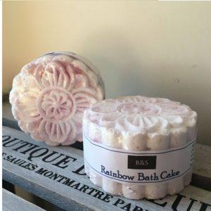 Bain & Savon Rainbow Bath Cake