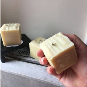 Bain & Savon Rosemary Shampoo Bar for Dark Hair
