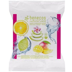 Benecos Natural Facial Cleansing Wipes
