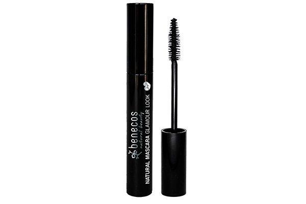 Benecos Natural Mascara Glamour Look Ultimate Black