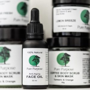 Pure Purpose Anti-Aging Face Oil