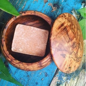 Natural Wisdom Moroccan Amber Resin Solid Perfume