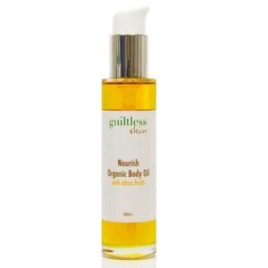 Nourish Organic Body Oil