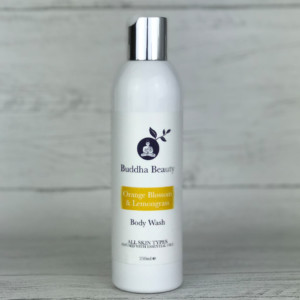 The Buddha Beauty Company Orange Blossom and Lemongrass Body Wash