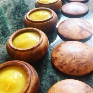 Natural Wisdom Patchouli Solid Perfume