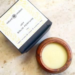 Natural Wisdom JOY Solid Perfume