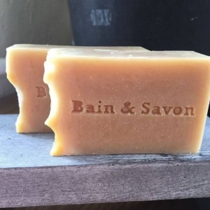 Bain & Savon Thyme & Witch Hazel Facial Soap Bar