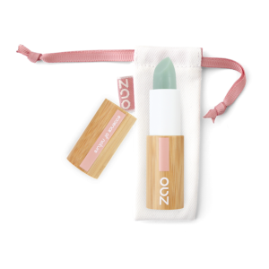 ZAO Bamboo Refillable Lip Scrub Stick