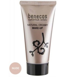 Benecos Natural Creamy Liquid Foundation Nude