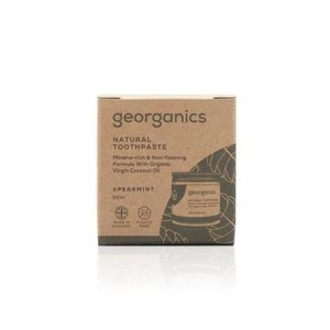 Georganics Natural Mineral Rich Spearmint Toothpaste