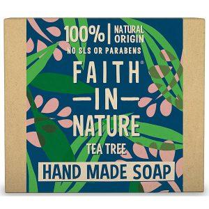 Faith in Nature Tea Tree Soap