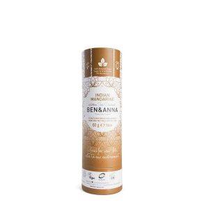 Ben & Anna Indian Mandarine Natural Deodorant