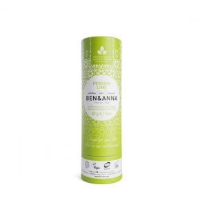 Ben & Anna Persian Lime Natural Deodorant