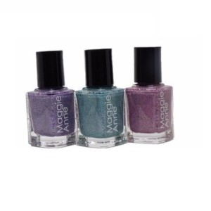 Maggie Anne Holographic Sparkles Nail polish