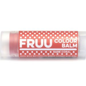FRUU.. Rare Coral Colour Balm