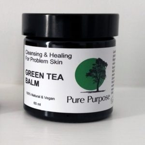 Pure Purpose Green Tea Balm