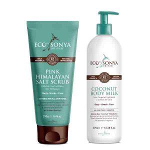 Eco by Sonya Organic Skin Saviour Pack