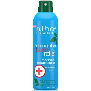 Alba Botanica Aloe Burn Relief Medicated Spray