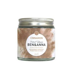 Ben & Anna Cinnamon Toothpowder