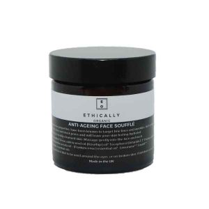 Ethically Organic Anti Ageing Face Souffle