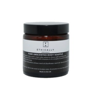 Ethically Organic Pure Unscented Body Soufflé
