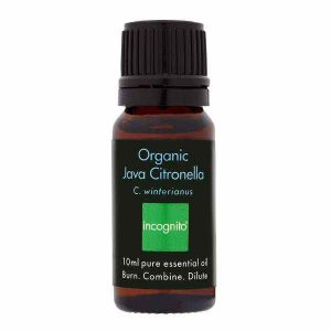 Incognito Organic Java Citronella Oil