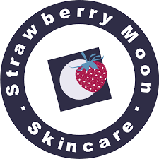 Strawberry Moon Logo