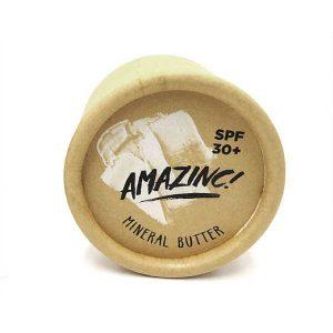 Amazinc Mineral Butter Open