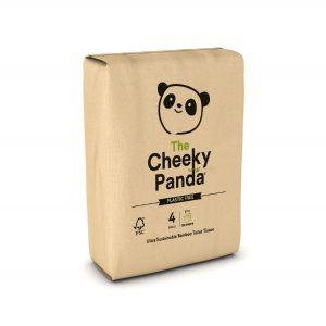 Cheeky Panda Plastic free Toilet Tissue