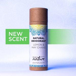 Your Nature Lemon & May Chang Deodorant
