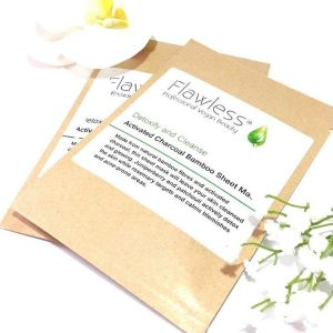 Flawless Detoc & Cleanse Facial Sheet Mask
