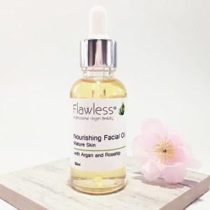 Flawless Nourishing Facial Oil
