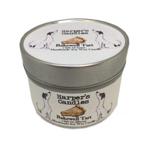 Harpers Candles Bakewell Tart Small