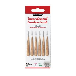 The Humble Co Interdental Brush Size 2