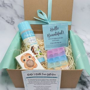 Greener Beauty BoBo's Bath Fun Gift Box