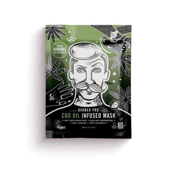 Barber Pro CBD Face Mask