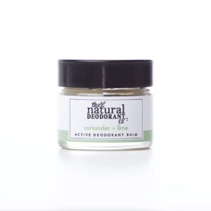 The Natural Deodorant Co Active Coriander & Lime 20g