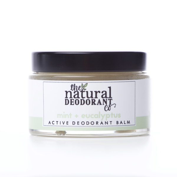 The Natural Deodorant Co Active Mint & Eucalyptus 55g