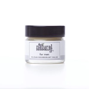 The Natural Deodorant Co Clean For Men 20g