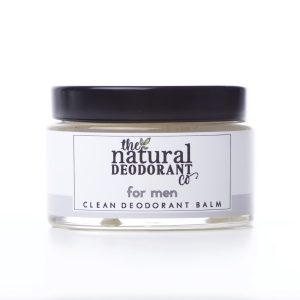The Natural Deodorant Co Clean For Men 55g
