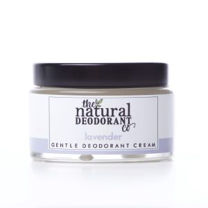 The Natural Deodorant Co Gentle Lavender 55g