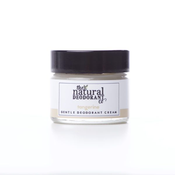 The Natural Deodorant Co Gentle Tangerine 20g