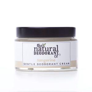 The Natural Deodorant Co Gentle Tangerine 55g