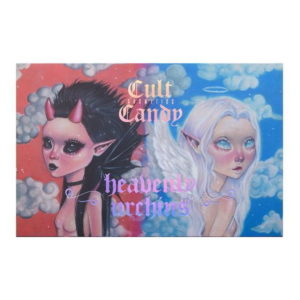 Cult Candy Cosmetics Heavenly Urchins