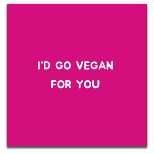 1 Tree Cards The V Word Vegan for you
